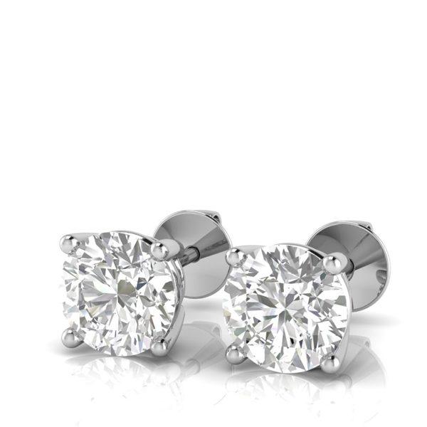 25+ Vs2 Diamond Stud Earrings Images